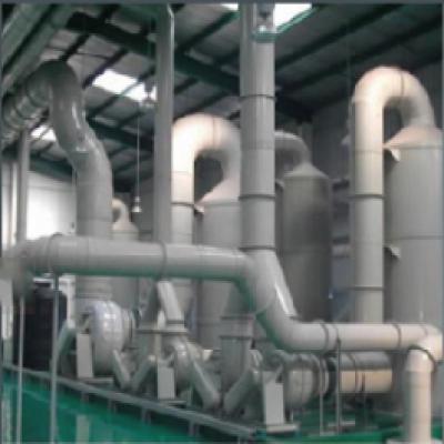工业废气脱硫